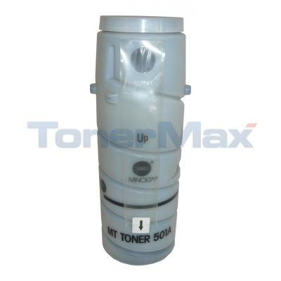 MINOLTA 4000 5000 TONER BLACK (501A)